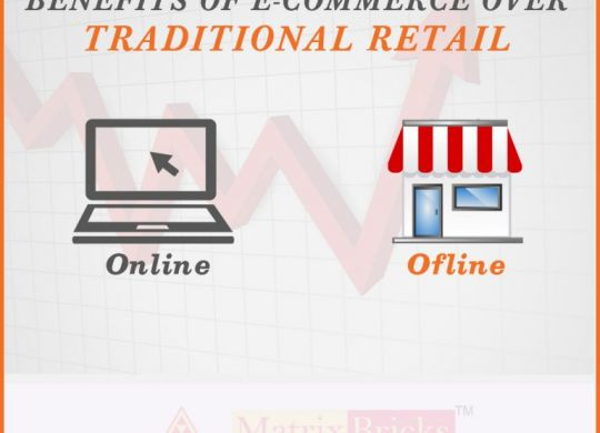 Benefits Of e-Commerce Over Traditional Retail