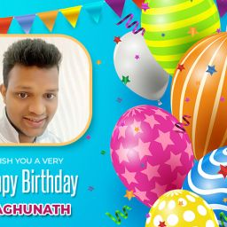 Happy Birthday Raghu !!!