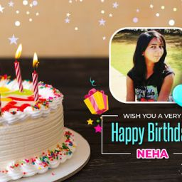 Happy Birthday Neha !!!