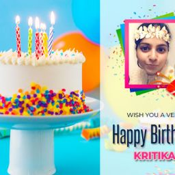 Happy Birthday Kritika !!!