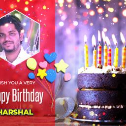 Happy Birthday Harshal !!