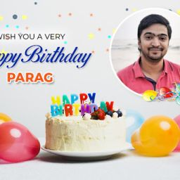 Happy Birthday Parag !!