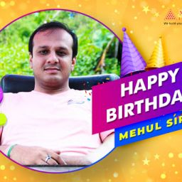 Happy Birthday Mehul Sir