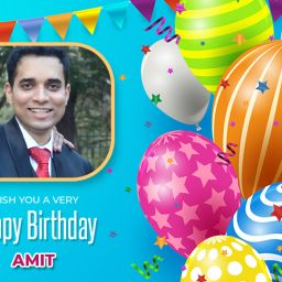 Happy Birthday Amit !!