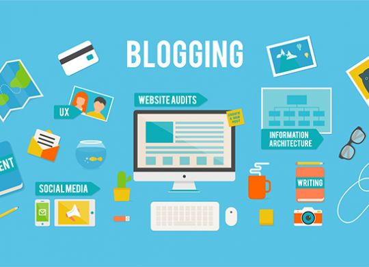 blogging helps to promote bussiness