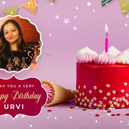 Happy Birthday Urvi !!