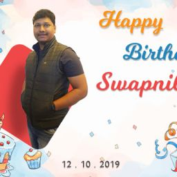 Happy Birthday Swapnil !!