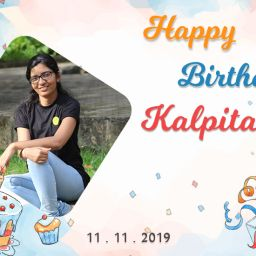 Happy Birthday Kalpita !!