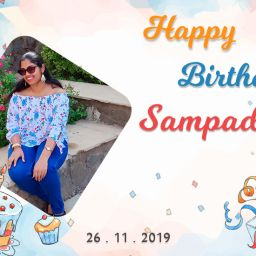 Happy Birthday Sampada !!