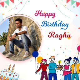 Happy Birthday Raghu !!