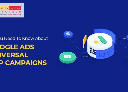 All you need to know about google ads universal app campaigns