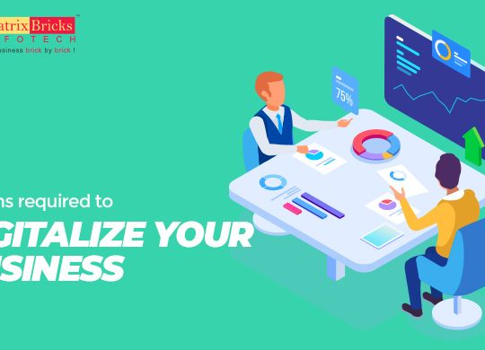 Actions required to digitalize your business