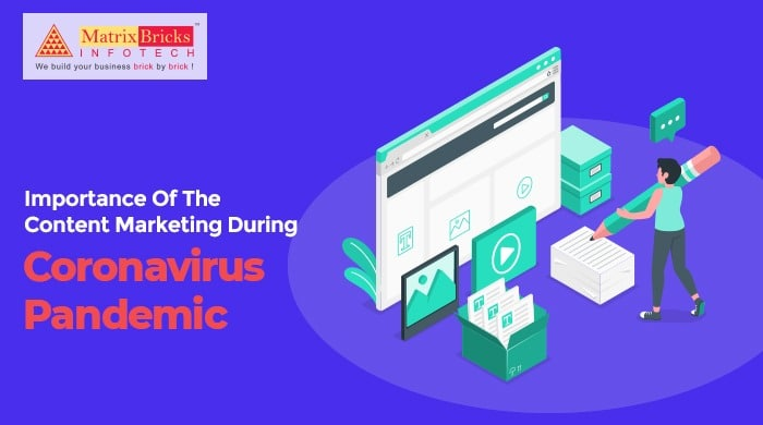 Importance Of The Content Marketing During Coronavirus Pandemic