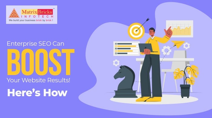 Enterprise SEO Can Boost Your Website Results! Here's How Why every business needs Enterprise SEO Here's what Enterprise SEO can do for your Business