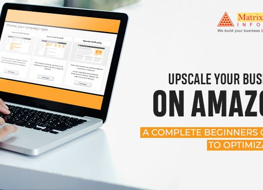 Upscale your business on Amazon - A complete beginners guide for Amazon PPC