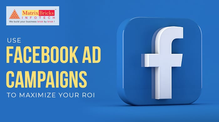 Use Facebook Ad Campaigns to Maximize Your ROI